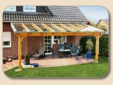 Carport Terrassenberdachung Gartensauna Pavillon Holz Glas pertaining to sizing 2048 X 1536