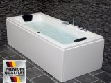 Whirlpool Badewanne Gnstig Eckwanne Rechts Links Made In Germany with regard to proportions 1200 X 964